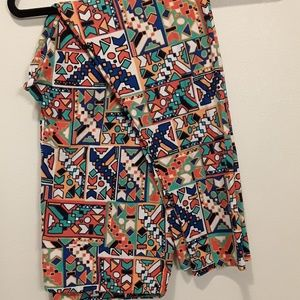 Lularoe Leggings TC2 Multi Color LLR